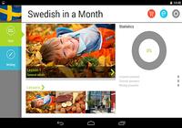 Le suédois en un mois Free