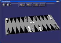 3D Backgammon