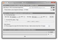 Blogspot Image Downloader