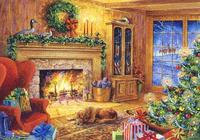 Free Christmas Time Screensaver