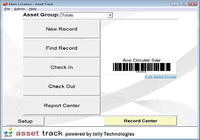 Asset Track Asset Management Software