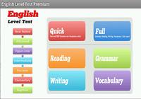 Test de niveau d'anglais Free