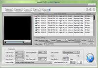 WinX Free DVD to AVI Ripper