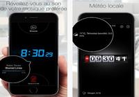 Réveil pour iOS 8 Gratuit