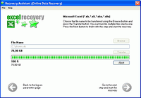 Excel Recovery Assistant