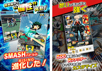 My Hero Academia Smash Rising Android
