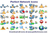 Perfect Network Icons