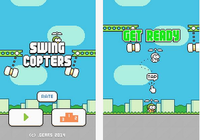 Swing Copters iOS