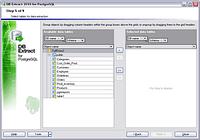 EMS DB Extract for PostgreSQL