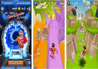 Messi Space Scooter Game iOS