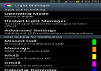 Light Manager - LED Settings