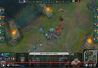 League of Legends en direct