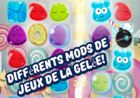 Jelly Monsters - Sweet Mania 1.0.2/2016
