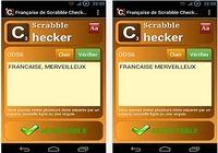 Scrabble Checker français Android