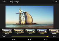 Spinly Photo Editor