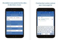 Ameli, L'Assurance Maladie iOS