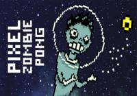 Pixel Zombie Pong Galaxy
