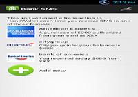 SMS de Banque