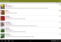 Gestionnaire de Jardin Android