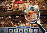 Hidden Objects : Market Mania