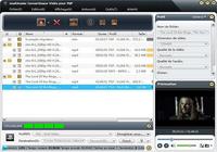 mediAvatar Convertisseur Vidéo pour PSP