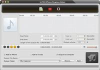 ImTOO Createur Sonnerie iPhone sur Mac
