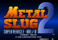 Metal Slug 2: Super Vehicle