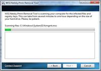 Netsky Removal Tool