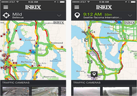 Inrix iOS