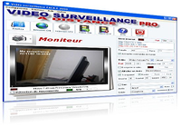 Video surveillance PRO a distance