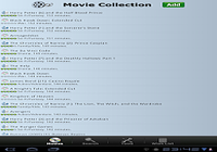 Movie Collection   Inventaire