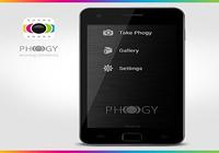 Phogy, 3D Caméra