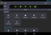 Settings Extended Android