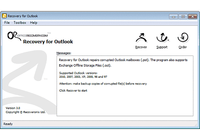 Recovery for Outlook
