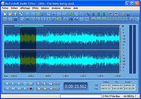 McFunSoft Audio Editor
