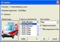 Icon Plugin for PhotoShop