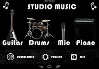 Studio music - garage band