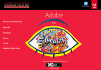 Adobe Edu Forum 2015