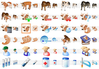 Standard Agriculture Icons