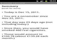 E-Smoker Calculator