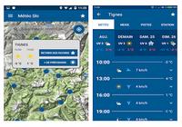 Météo France Ski et Neige pour Android
