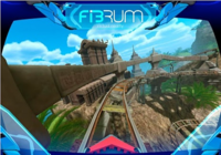 Roller Coaster VR attraction Android