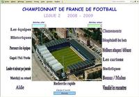 Ligue2 2008-2009