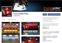 Texas HoldEm Poker Facebook