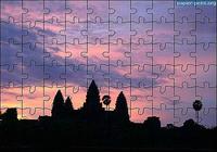 Puzzle Coucher de Soleil 8