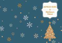 Carte de Noël 2016 au format Word