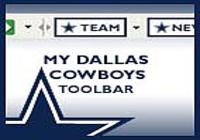 My Dallas Cowboys Schedule Toolbar