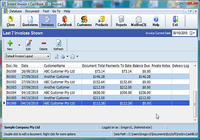 Instant Invoice n Cashbook
