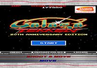 Galaga:TEKKEN Edition