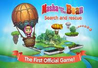 Masha: search and rescue